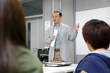 鈴木 唯 PDP教育センター長